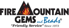Fire Mountain Gems logo image