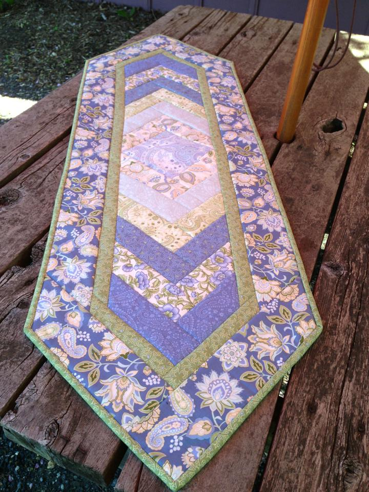 The Village Quilter Braid Runner image